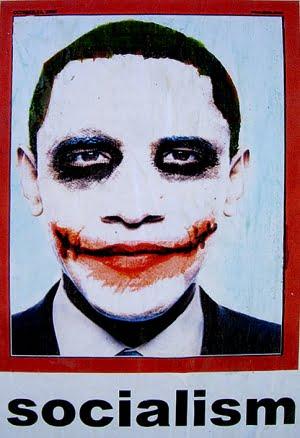 Obama als The Joker