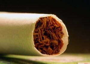Tabak in een sigaret is zó 2009. Foto: Dreemreeper, Flickr