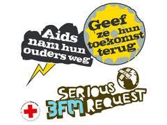 logo 3FM serious request 2010