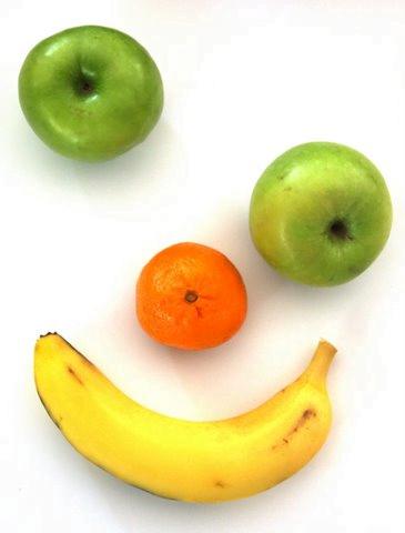 Groente en fruit eten maakt je aantrekkelijk - Snack eten ...