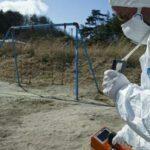 Greenpeace controleert Fukushima. Foto: Greenpeace, Christian Aslund