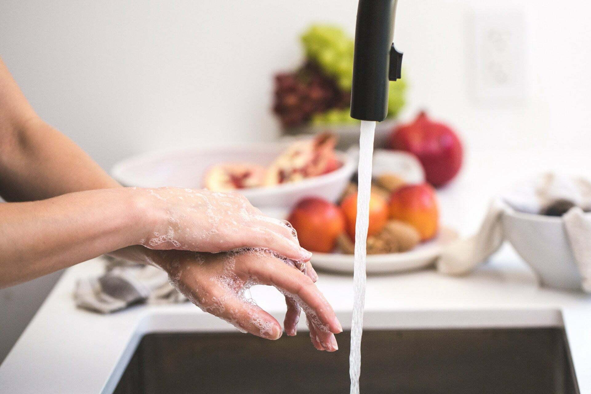 schoonmaken zonder chemicaliën