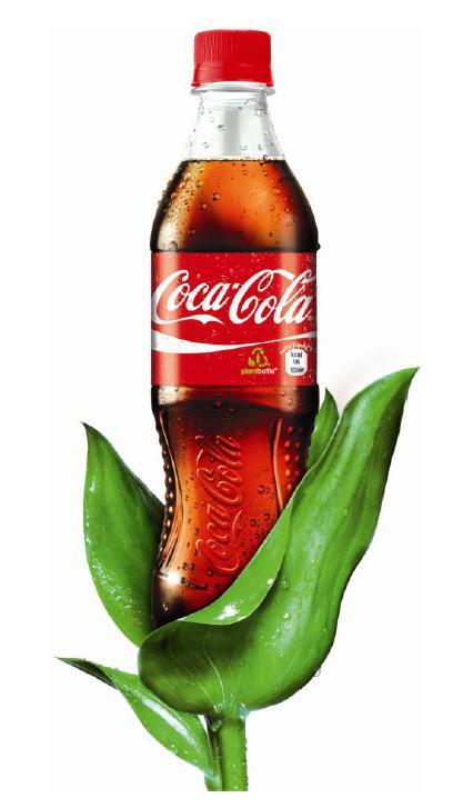 PlantBottle Coca-Cola nu ook in Nederland