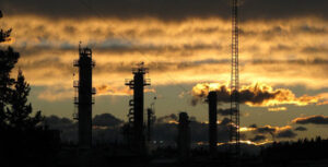 Donkere tijden voor schaliegas productie van Shell in de VS. Foto: Darell Nash, Flickr