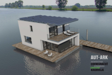 how to build a house boat in minecraft