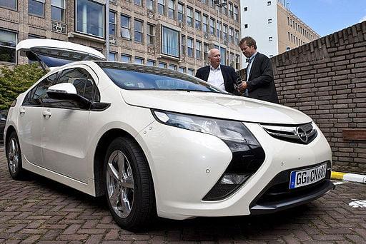 Forse groei in elektrisch rijden houdt aan