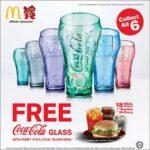 McDonalds en Coca Cola tijdens OS2012