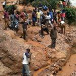 Mijn in Congo