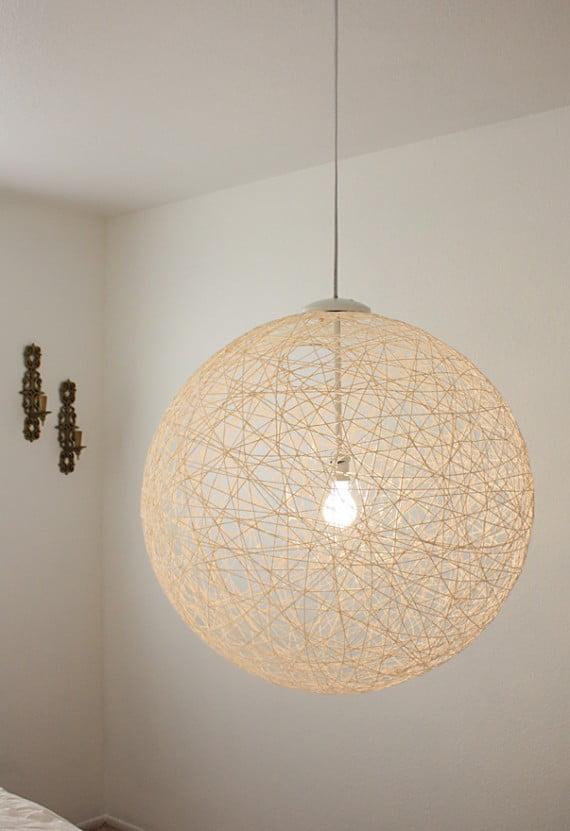 Ongebruikt Tien creatieve tips om zelf een lamp te maken | hetkanWel.nl GT-31