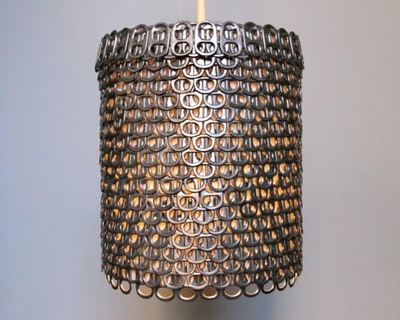 Tien creatieve ideeën om van oude spullen zelf een lamp te maken