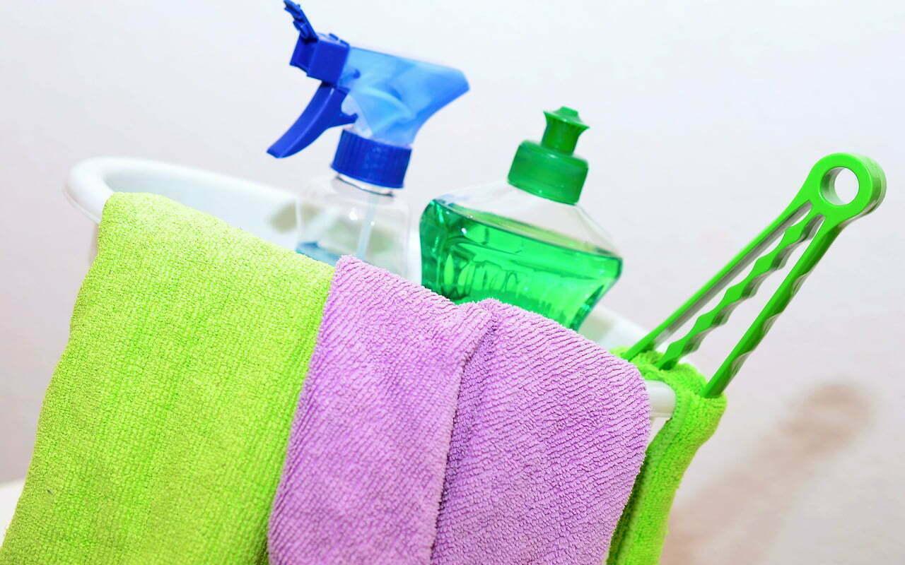 Voorjaarsschoonmaak? Ga voor groen! 9 tips