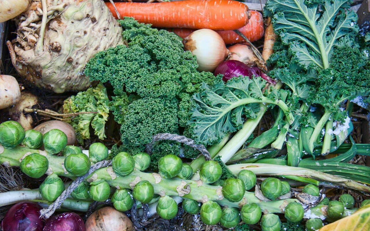 Met deze zeven seizoensgroente eet je deze winter bewust én gezond
