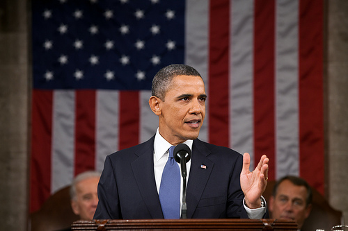 Obama State of the Union. Foto: White House, Flickr