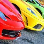 Wie wil met mij een Ferrari delen? Foto: Ed Callow