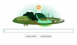 Google Doodle. Foto: Google