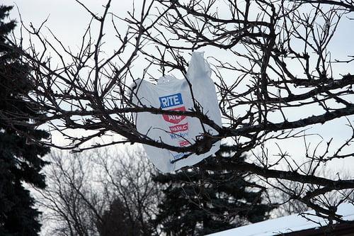 Zero Plastic Week: ruil alvast gratis je plastic tasje in