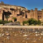 De woestijn bij Ouarzazate. Foto: Abdel Charaf, Flickr