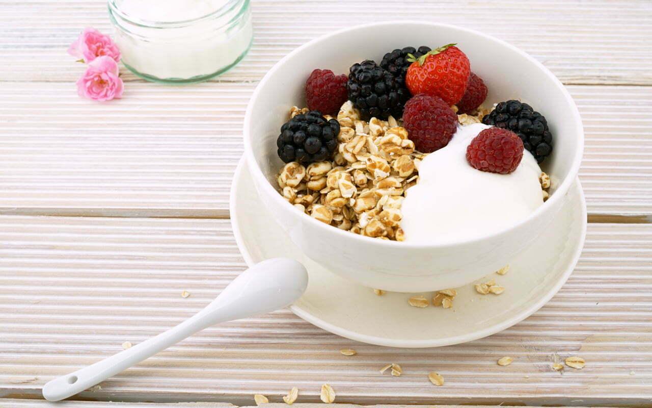 yoghurt probiotoca
