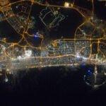 Dubai. Foto: NASA