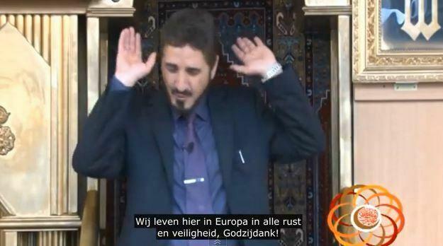 Imam maakt halal gehakt van extremisten