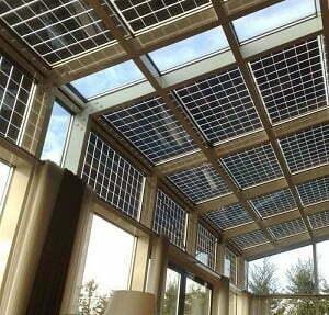 Zonnepanelen zonder eigen dak