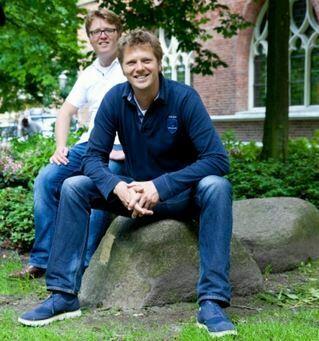 Matthijs Sienot en Marten van der Meulen