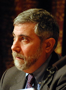 Paul Krugman. Foto: wikimedia commons