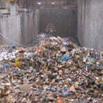 Afvalverbranding. Foto: wikimedia commons