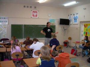 Onderwijs in Polen. Foto: Polska Zielona Sie?, Flickr