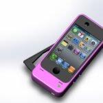 iPhone case oplader. Foto: mipwr