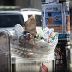 Minder afval zonder afvalbakken. Foto: wikimedia commons