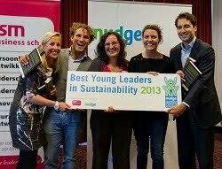 Winnaars Nudge Leadership Challenge