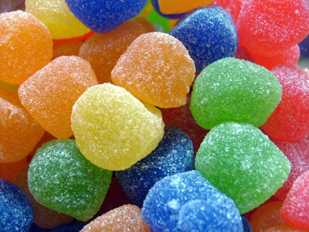 Suiker snoep. Bron: Flickr, mauren veras