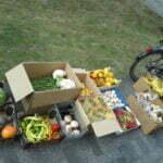 Minimarkt tegen voedselverspilling. Foto: Taste Before You Waste
