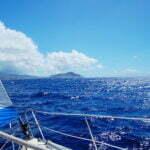 Zeilen op de oceaan. Foto: Justin Ornellas, Flickr