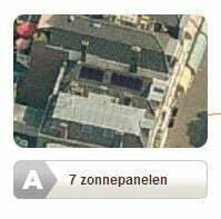 Zonnepanelen op D66-hoofdkantoor
