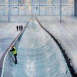 Groene innovatie: de grootste windmolen ter wereld. Foto: Siemens