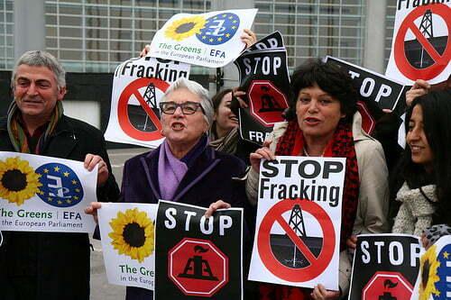 Caudrilla geen geld voor schadevergoedingen schaliegas boringen