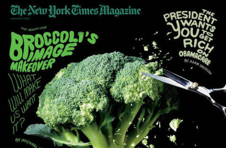 Dit gebeurt er als broccoli net zo gepromoot wordt als Coca-Cola