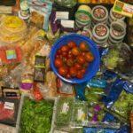 Eten uit de vuilnisbak. Foto: Gleanerskitchen.com