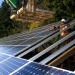 Mythes over zonnepanelen. Foto: Oregon Dot, Flickr