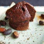 Brownie zonder suiker. Foto: Roos van West