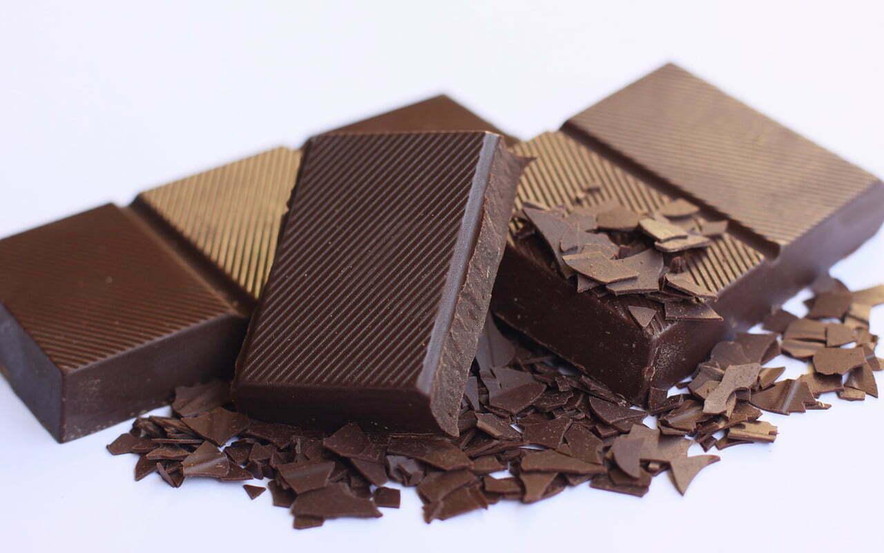 Chocolade maakt gelukkig