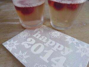 Champagne jelly. Foto: eigen archief