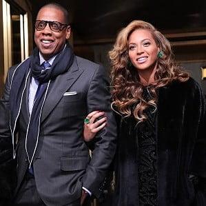 Jay Z en Beyoncé zijn veganist. Eventjes, dan. Foto: Instagram