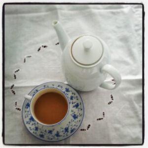 (k)oude koffie parfait