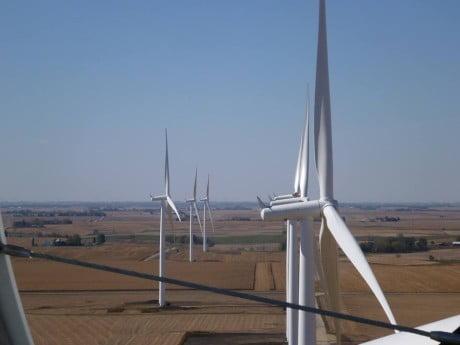 Grootste windenergie order ooit: 1 miljard dollar voor Siemens windmolens