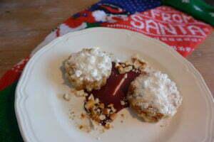 koken uit het kerstpakket
