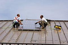 Groei duurzame energie blijft achter