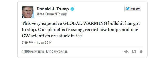 Donald J. Trump Quote